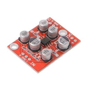 Image 4 - Dc 5 V 15 V 12V AD828 Stereo Voorversterker Eindversterker Boord Voorversterker Module