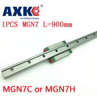 For 7mm Linear Guide Mgn7 L= 900mm Linear Rail Way + Mgn7c Or Mgn7h Long Linear Carriage For Cnc X Y Z Axis