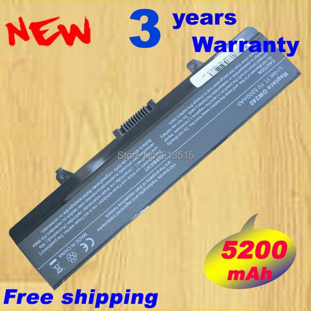 Nueva Batería Del Ordenador Portátil Para 1525 1526 1545 PP29L PP41L Serie, compatible P/N M911 C601H K450N RN873 GP952 RU586 GW240 M911G X284G 312-0844