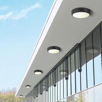 Ǐ�代の天井ライト屋外防水天井ランプled照明アルミライトボディ天井ランプテラスled照明器具