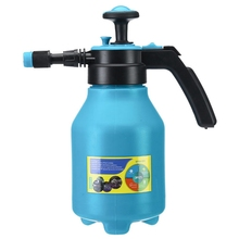 цена на Portable Chemical Sprayer Pump Hand Pressure Trigger Sprayer Bottle Adjustable Copper Nozzle Air Compression Pump Spray 2.0L