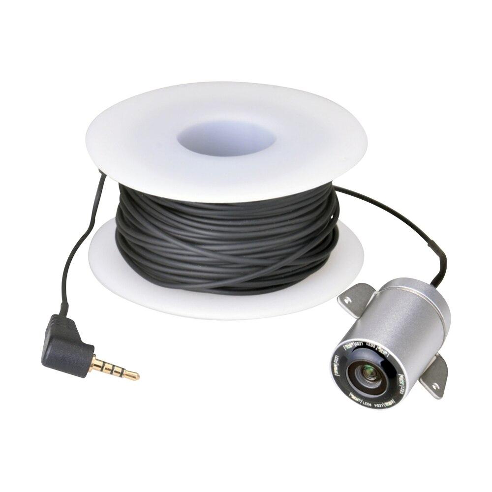 bilder für 30 mt Video Kabel Unterwasser IR Kamera Ersatzteile Für Fishfinder Fishfinder-kamera FF118