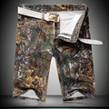 2016 nuevos pantalones vaqueros de los hombres caliente adultos pequeños de los hombres rectos pantalones casuales camuflaje Levis.