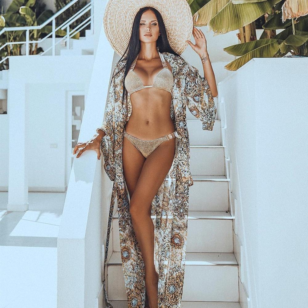 HTB1jf9BaozrK1RjSspmq6AOdFXaI 2019 Rhinestone Swimsuit Women Bikinis Crystal Diamond Bikini Set Metal Chain Swimwear female Luxury Aristocratic Swimming Suit