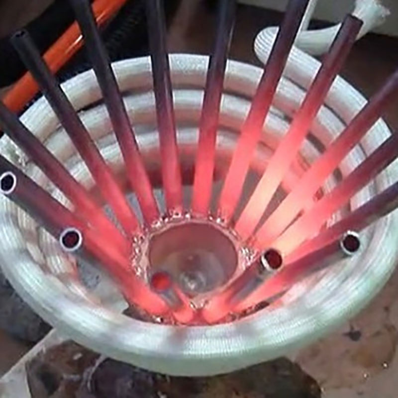 Image 4 - 15KW High Frequency Induction Heater Furnace 30 100KHzMagnetic Induction Heaters   -