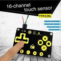 Keyestudio TTP229L 16-key Touch Sensor for arduino Uno R3