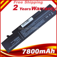 9 celular 7800mAh da bateria Do Portátil para Samsung AA-PB9NC5B AA-PB9NC6B R518 R519 R520 R522 R540 R580 R620