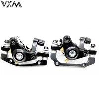 VXM Freio De Bicicleta De Estrada/MTB Linha Puxando Conjunto de Freio A Disco Mecânico compassos Rotores AVID BB7 Dianteiro & Traseiro Com 160 MM Bicicleta partes|Freio da bicicleta| |  -