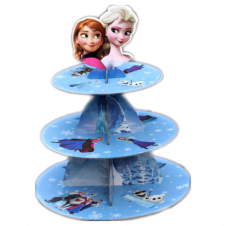 Queen Elsa Cake Decorations : 300 Cupcake Stand Promotion-Shop for Promotional 300 ...