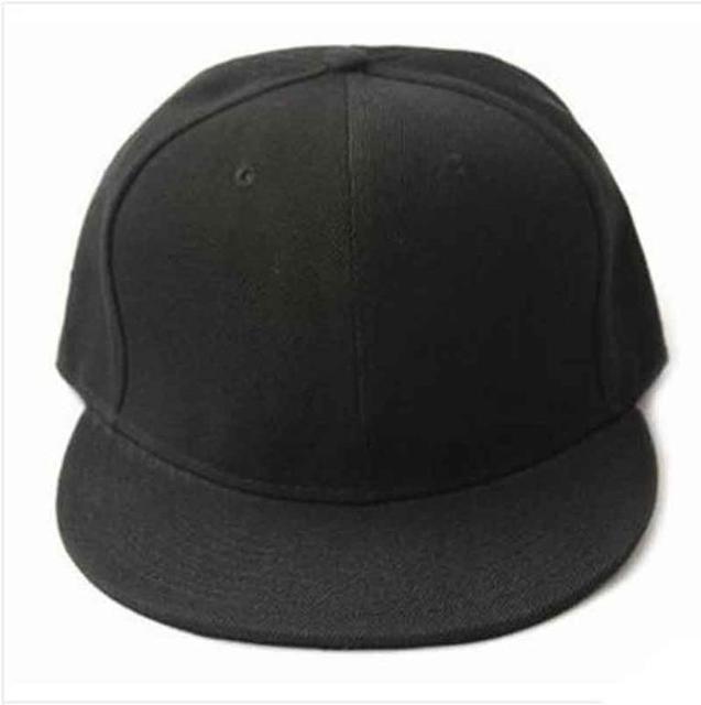 Black Black snapback hat baseball caps 5c64fe6f29f9e