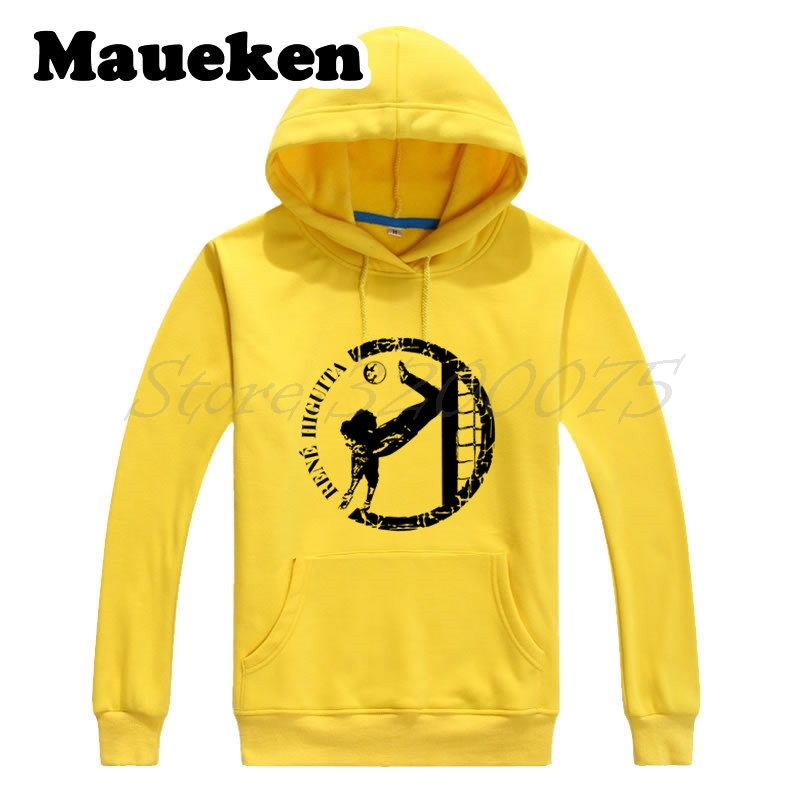 Men Hoodies El Loco Madman #1 Rene Higuita Scorpion Tail Pendulum Sweatshirts Colombia Hooded Thick Autumn Winter W17100923 A Complete Range Of Specifications Hoodies & Sweatshirts