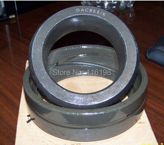 GAC85S/K angular contact spherical plain ball bearing rovertime rovertime rtm 85