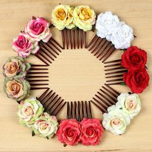 Hairband rose Flowers Accessories