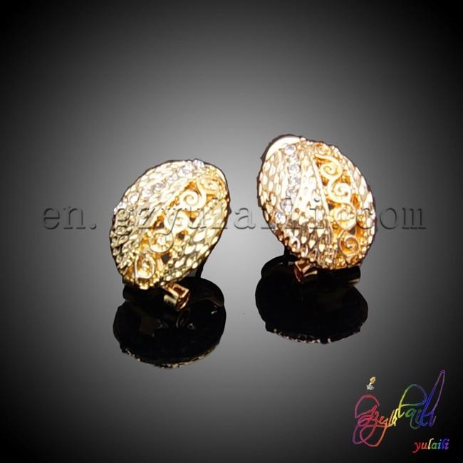 Fashion Dubai Gold Jewelry Set 22k Jewellery