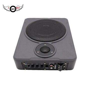 I Key Buy 8 Inch Car Home Subwoofer Under Seat Sub 600W Stereo Subwoofer Car Audio Speaker Music System Sound Woofer subwoofer