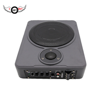 I Key Buy 8 Inch Car Home Subwoofer Under Seat Sub 600W Stereo Subwoofer Car Audio Speaker Music System Sound Woofer