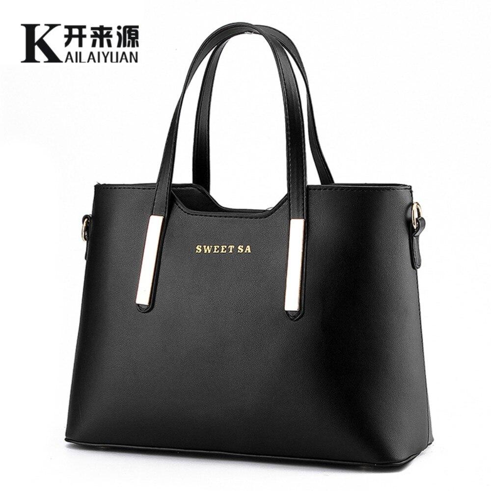 KLY 100% женская сумка из натуральной кожи 2019 Новая модная сумка через плечо женская сумка-мессенджер