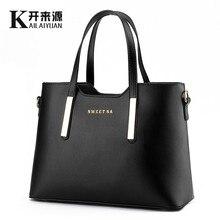 KLY 100% Genuine leather Women handbag 2019 New Commuter type fashion Crossbody Shoulder Handbag women messenger bags