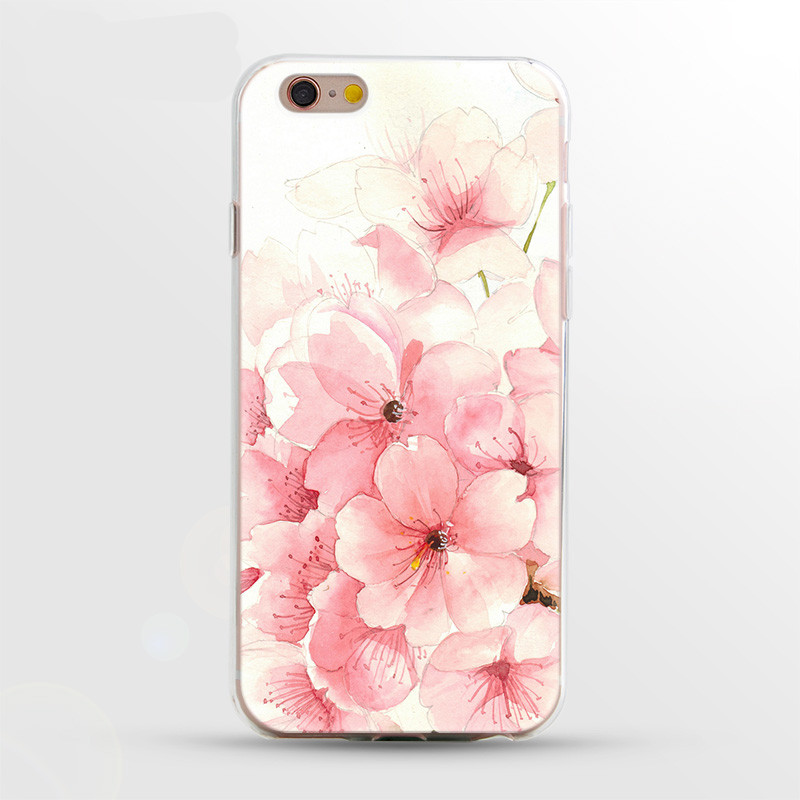 Newest ultra thin soft tpu case for iphone apple 5 5s 5G back cover phone case clear shell 10