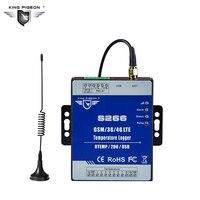 Метеостанция дистанционное управление и регистрация данных контроль температуры сигнализация для серверной комнаты с 6 шт. температурные