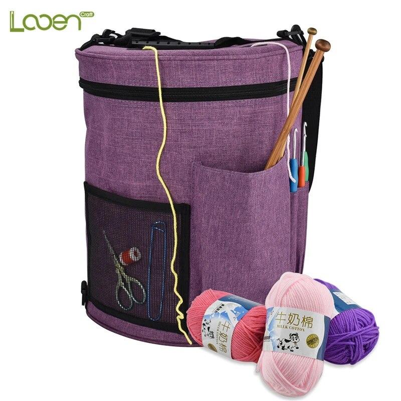 Big knitting bag Big knitting bag