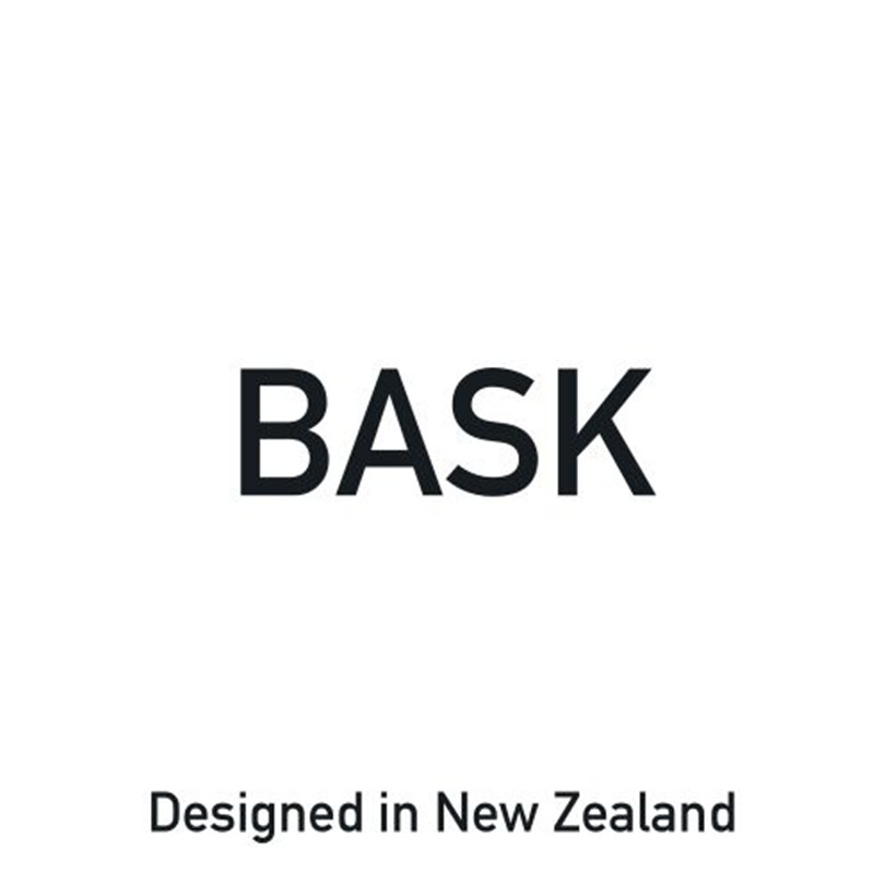 New 3x3cm round shape brown tag bask designed in new zealand Double sided printing of the