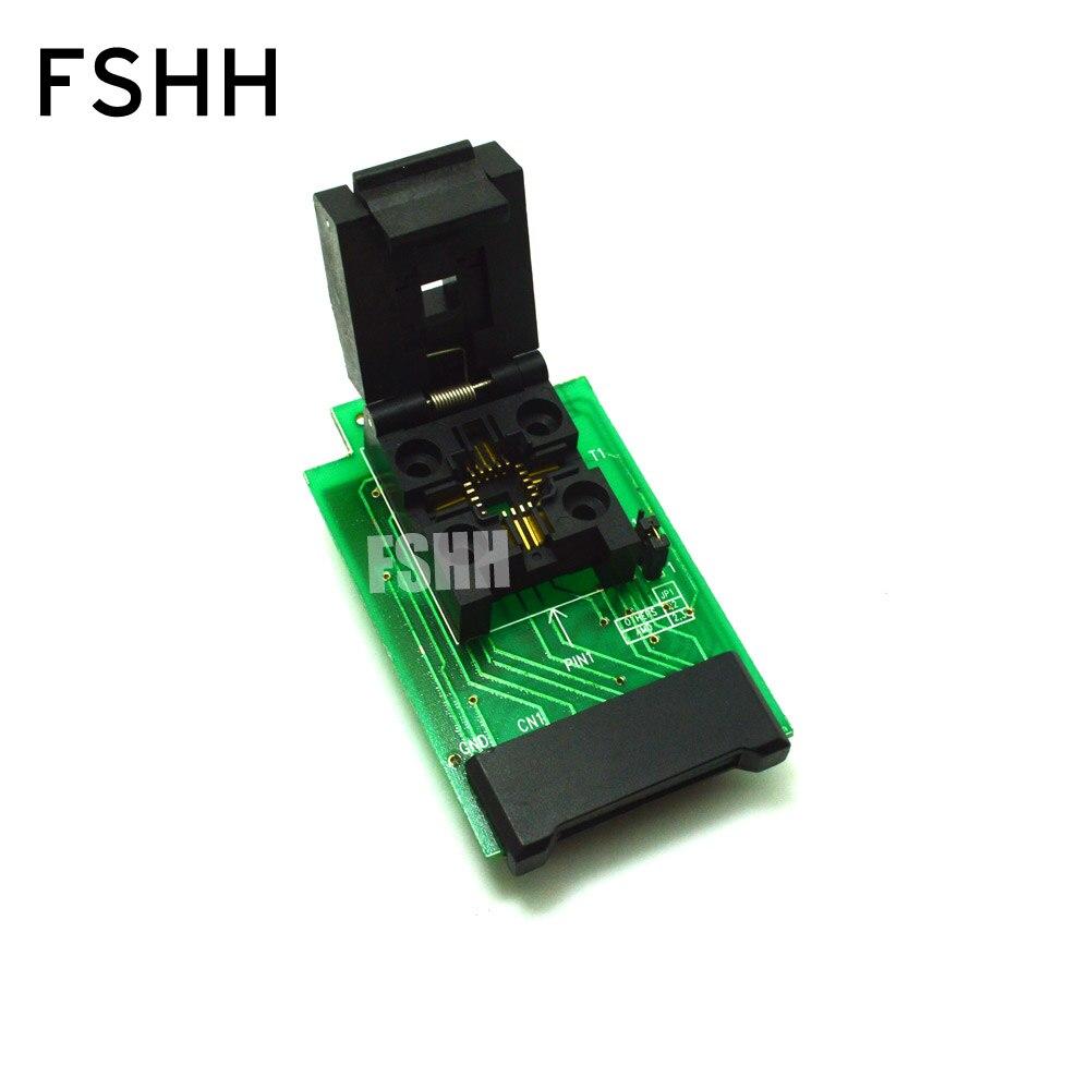 HEAD-16V8-PL20 Adapter For HI-LO GANG-08 Programmer Adapter Socket