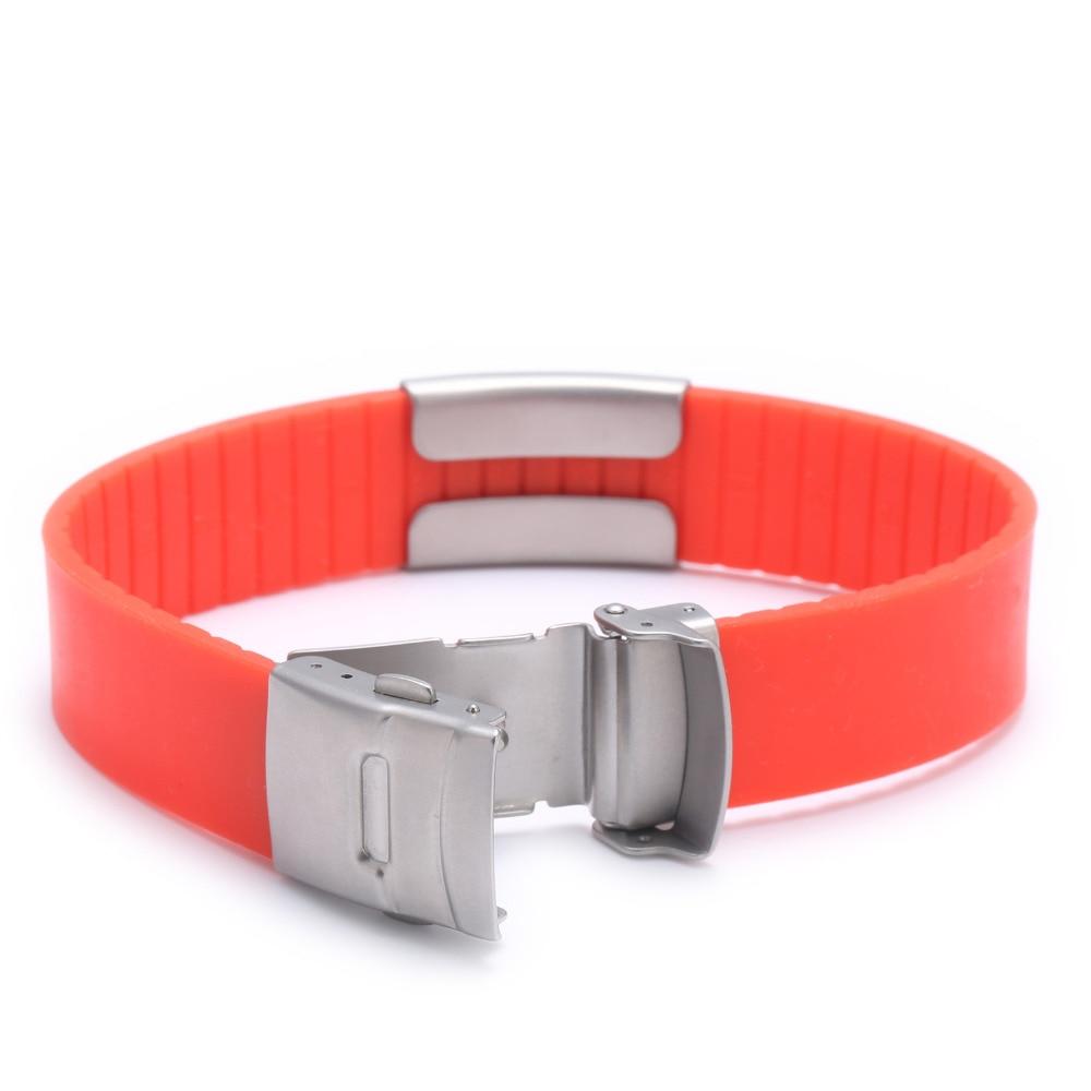 New Benutzerdefinierte Kinder ID Armband Kind Gravierte &NM81