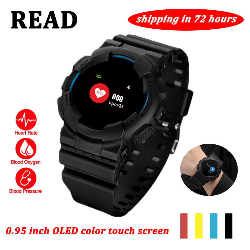 Model X Smart Watch IP68 Waterproof Bluetooth 4.0 SmartWatch Support Pedometer Heart Rate Monitor For iPhone Android urbeats new