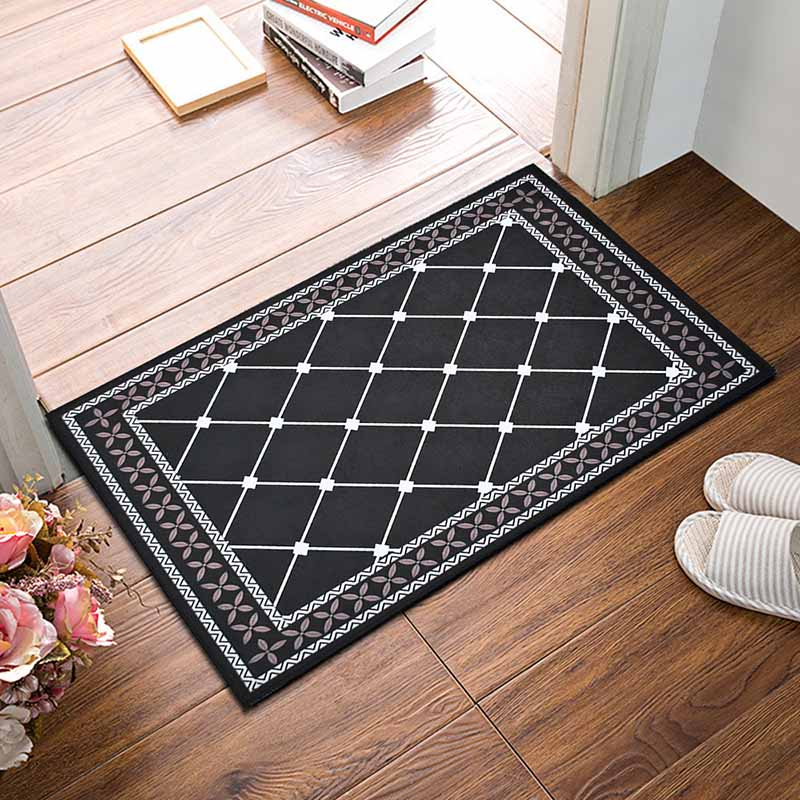 Washable Kitchen Mats with Anti Slip Bottom for Kitchen and Hallway Entrance Floor 9