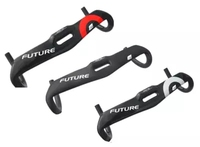 New FUTURE Full Carbon Fiber Road Bike Handlebar Bend The Inside Can Be Placed Inside The