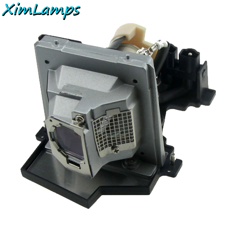 все цены на Brand New Projector Bulb Lamp 725-10106 310-8290 for DELL Projector 1800MP Lamp bulb with Housing/Case онлайн