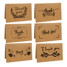 Write greeting cards promotion shop for promotional write greeting 1 pcs vintage kraft thank you cards birthday christmas card envelope writing paper stationery wedding party diy greeting cards m4hsunfo