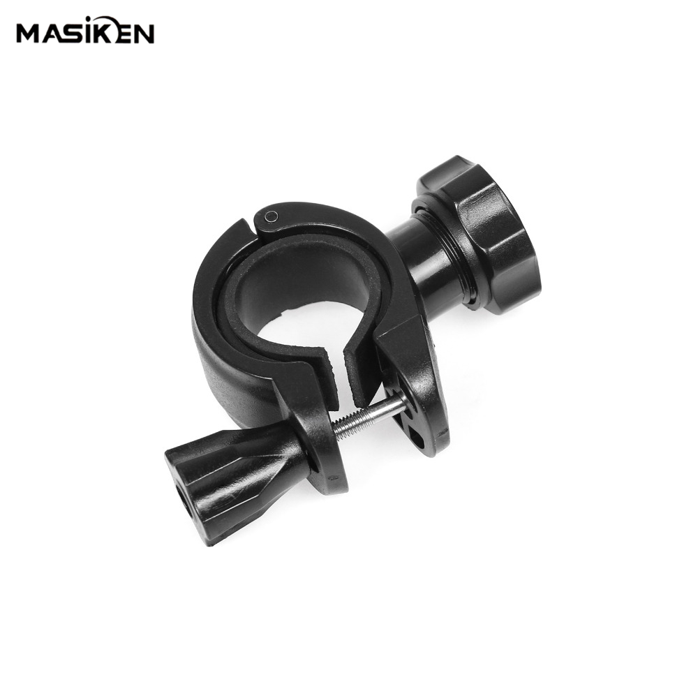 Bicycle Holder Mount Bracket for DJI Mavic Air / Mavic Pro Drone Transmitter Remote Controller Ball Joint 360 Degree Rotatable