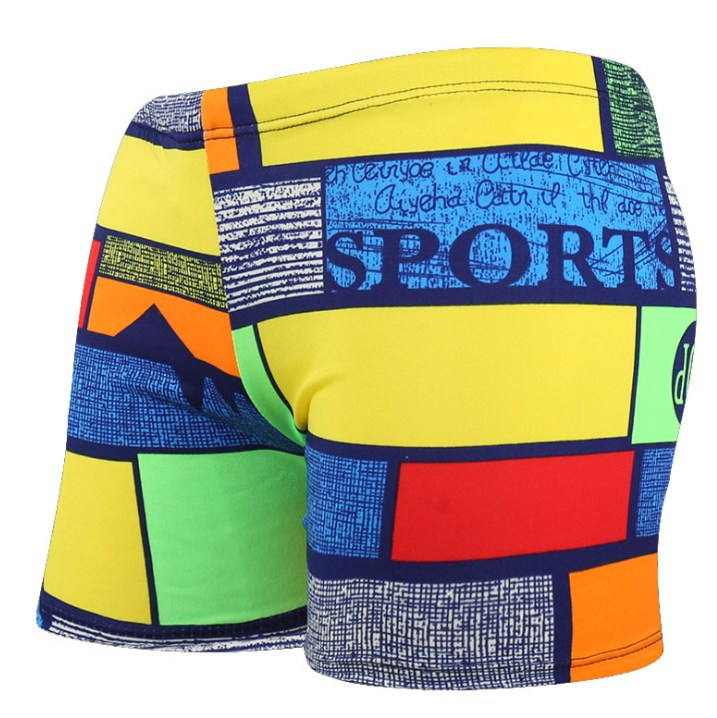 248b54a039 3D Print Men Swim Shorts Men's Swimsuits Surf Board Beach Wear Man Swimming  Trunks Boxer Shorts Sets Breathable Swimwear-in Body Suits from Sports ...
