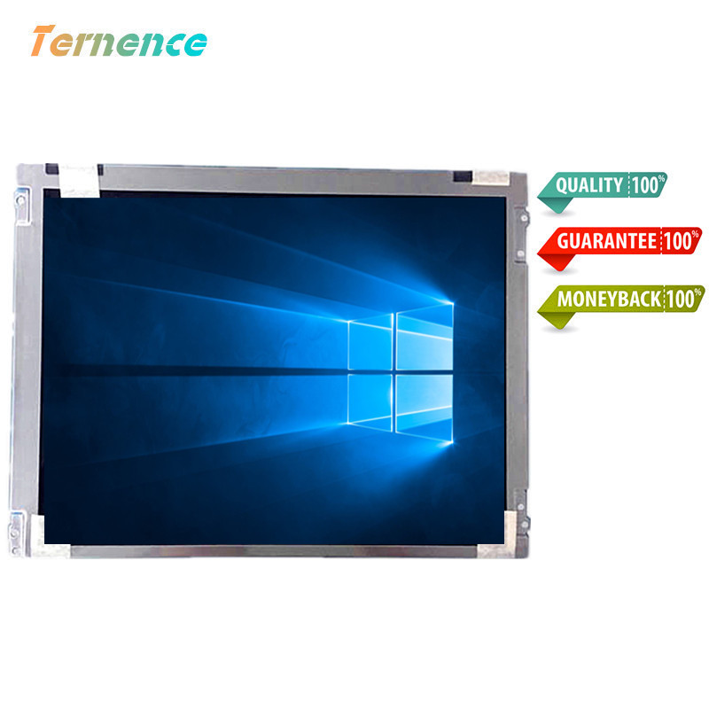 Skylarpu Original 12.1inch LCD screen for TIANMA G121SN01 V.4 V4 TM121SDS01 G121STN01.0 LCD display digitizer Screen 800*600 original for auo 12 1inch g121sn01 v4 digitizer replacement tablet lcd screen display panel monitor