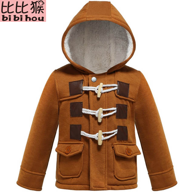 552dc372d Online Shop 2017 Christmas Toddler Baby boys Winter Warm Outerwear ...