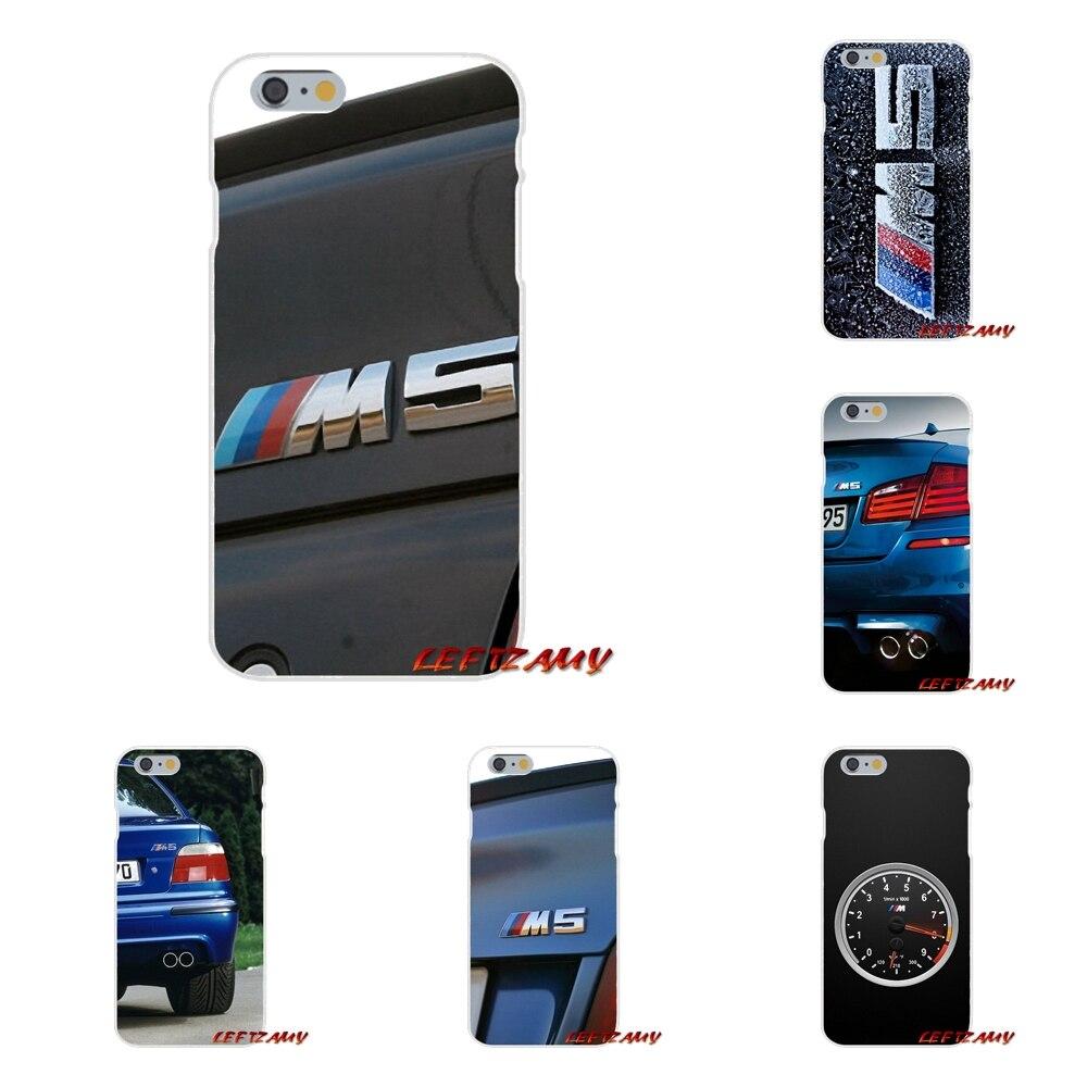 cool bmw M5 car logo Slim Silicone <font><b>phone</b></font> <font><b>Case</b></font> For Sony <font><b>Xperia</b></font> Z Z1 Z2 Z3 Z4 Z5 <font><b>compact</b></font> M2 M4 M5 E3 T3 XA Aqua