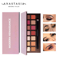 все цены на 2019 NEW Anastasia Beverlying Hills Modern Renaissance Eyeshadow Palette Powder Glow Kit Contour Highlighter Palette Eyeshadow