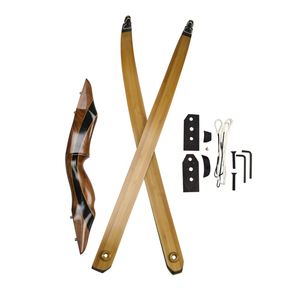 Image 5 - 25 55 lbs Recurve Bow 58inch Longbow American Hunting Bow Archery Competition Shooting Training Accessories