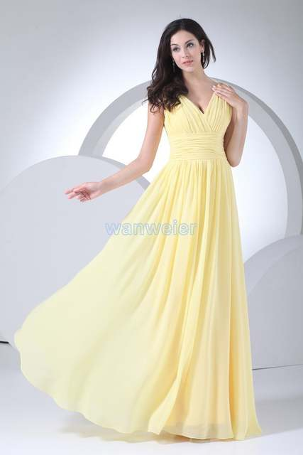 placeholder free shipping formal gowns 2016 party dresses pregnant women vestidos  dress dinner long plus size yellow 194f5357643a