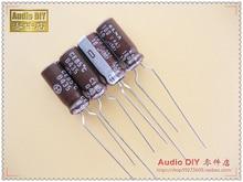 30PCS ELNA RA3 series 10uF/100V audio electrolytic capacitors free shipping цена