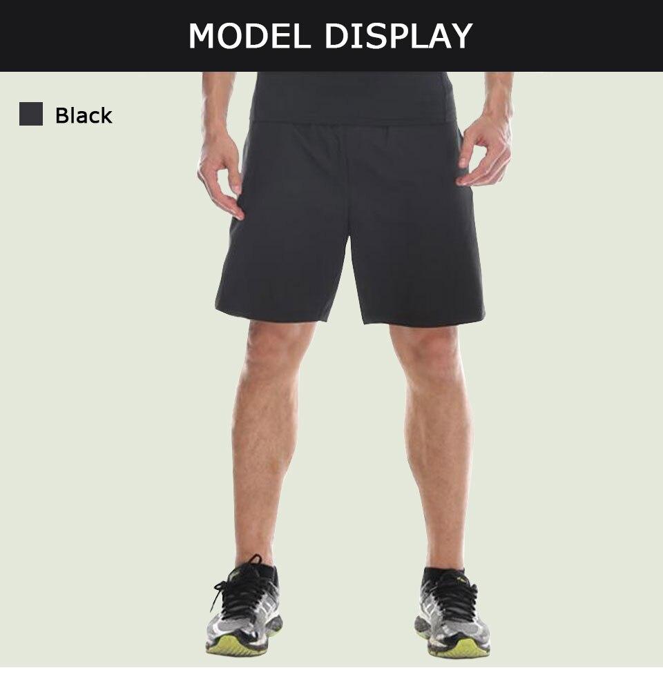 VANSYDICAL Running Shorts Men Sport Mens Marathon Gym Shorts Quick Dry Training Soccer Tennis Workout GYM Shorts Tenis Masculino 13