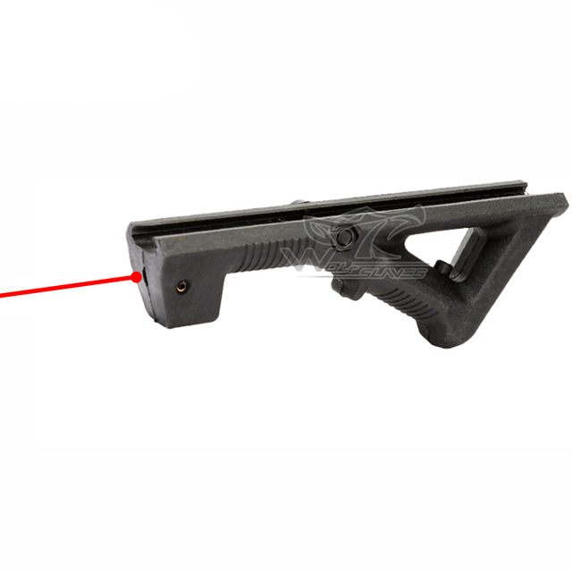 Tactical M4 Red Dot Laser Hunting Toy Gun Grip Accessories Military Hunting Gear Appearance Fittings