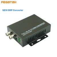 New Full HD AHD to HDMI Video Converter Support 8MP CCTV Camera/5MP TVI Camera/4MP/3MP/1080P/720P Converter