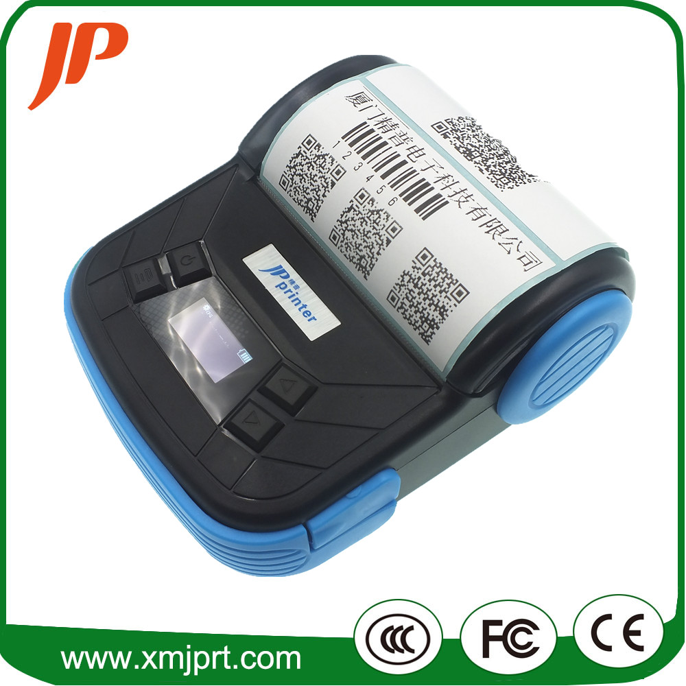 Free ship 80mm Thermal barcode printer Qr code label printer receipt printer bluetooth android printer supermarket direct thermal printing label code printer