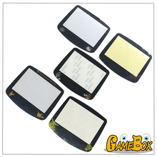 Plastic Screen Lens Protector Cover for Nintend GBA Screen Panel Lens for Gameboy,Advance for GBA Console Game Gift цена в Москве и Питере
