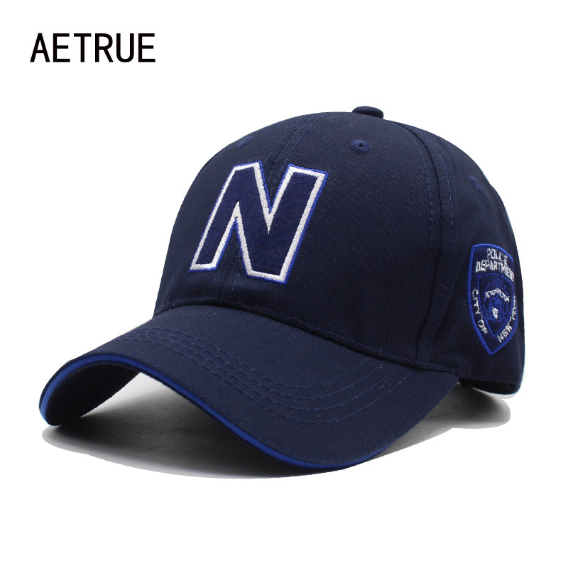 цены AETRUE Snapback Women Baseball Cap Bone Hats For Men Casquette With N Famous Gorra Casual Adjustable Cotton Letter Dad Caps