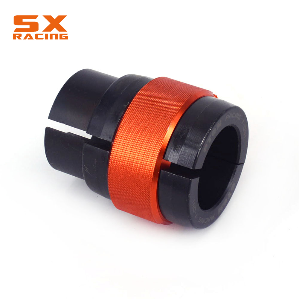 CNC Motorcycle Fork 41MM Front Shock Absorber Oil Seal Tooling Bushing Driver Install For KAWASAKI HONDA SUZUKI YAMAHA