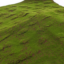 1m grass wall moss turf simulation lawn green plant scene window display fake moss Artificial lawn home garden decoration